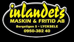 Inlandets Maskin & Fritid AB